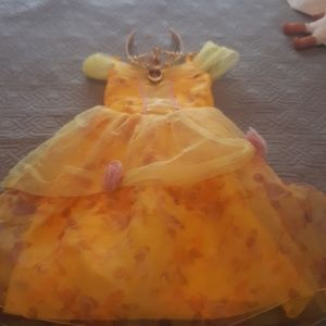 Disney Belle dress Size 4